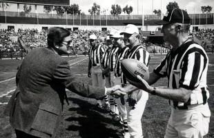 Tad Taube USFL Football